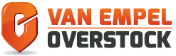 Van Empel Overstock | Overstock specialist: fast, discreet, and at a fair price Logo